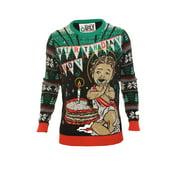 Ugly Christmas Party Ugly Sweater Men's Unisex Assorted Jesus Long Sleeve Sweatshirt
