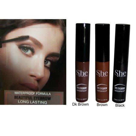Cosmetics - Eyebrow Dye Tint  By
