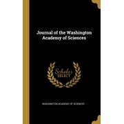 Journal of the Washington Academy of Sciences