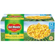 Del Monte® Golden Sweet Whole Kernel Corn 12-15.25 oz. Cans