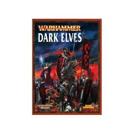 Warhammer Armies   Dark Elves  2008 Edition  Great Condition