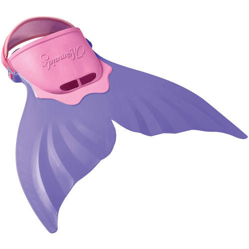 FINIS Pink Mermaid Swim Fin by Blue Wave