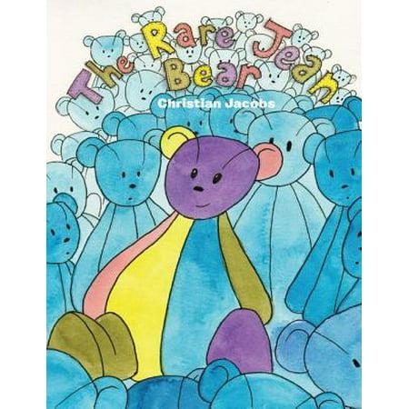 - The Rare Jean Bear - eBook