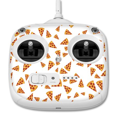 MightySkins Protective Vinyl Skin Decal for DJI Phantom 3 Standard Quadcopter Drone Controller wrap cover sticker skins Body By Pizza ()
