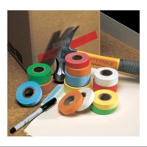 ROLL PRODUCTS Carton Tape,Paper,Red,3/4 In. x 14 Yd., 48859R