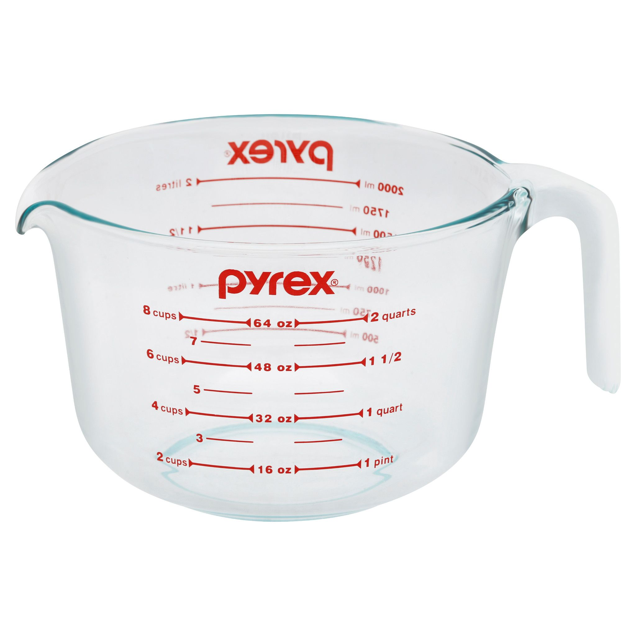 Pyrex 8-Cup Measuring Cup