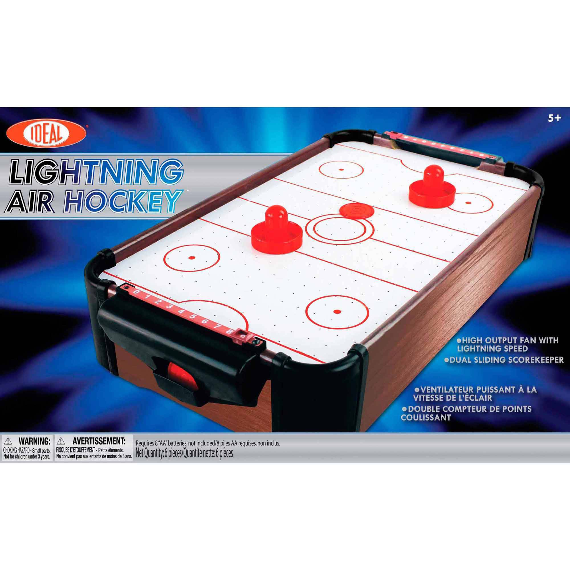Ideal Lighting Tabletop Air Hockey
