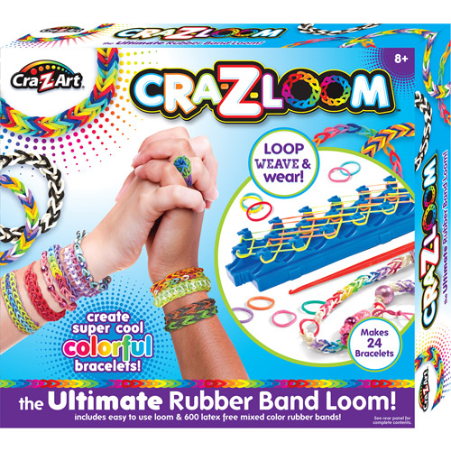 Cra-Z-Loom Ultimate Rubber Band Loom