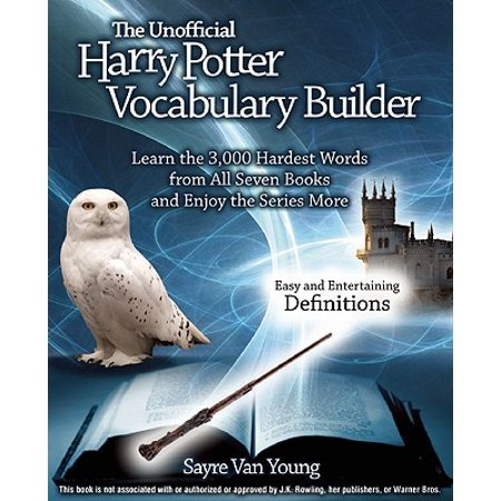 The Unofficial Harry Potter Vocabulary Builder - eBook