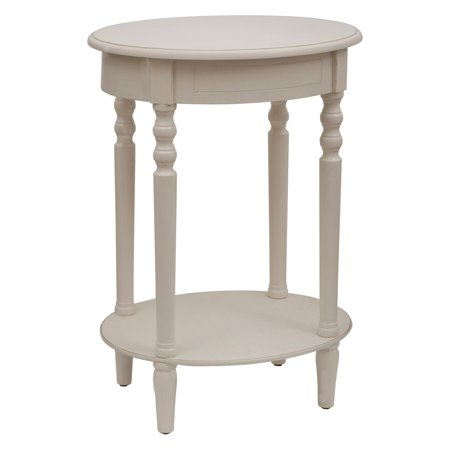 Simplify Oval Accent Table