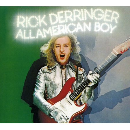 Cd Rick Derringer (All American Boy (CD) (Remaster))