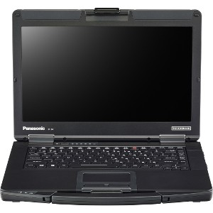 "Panasonic Toughbook CF-54FX134KM 14"" Touchscreen Laptop i7-6600U 16GB 256GB W7P"
