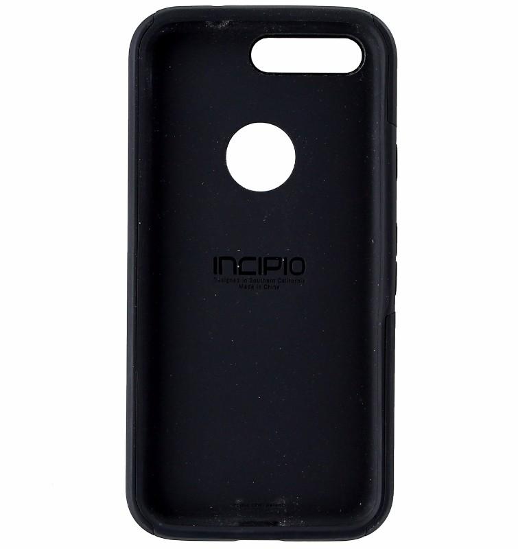 Incipio Dualpro Series Dual Layer Case Cover for Google Pixel 5 - Black - image 2 of 2