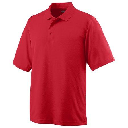 - Augusta Sportswear Mens Wicking Mesh Sport Shirt, Red, 3XL, Style, 5095