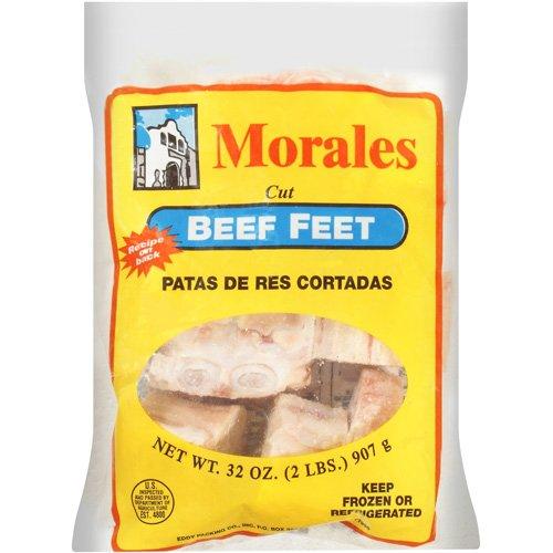 Morales Cut Beef Feet, 32 oz