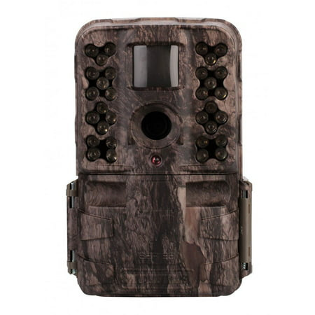 Moultrie M-50i 20MP No Glow Invisible Infrared Game Trail Camera, Pine Bark