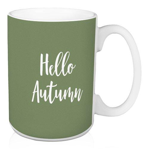 Winston Porter Necaise Hello Autumn Coffee Mug