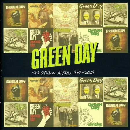Studio Albums 1990-09 (CD)
