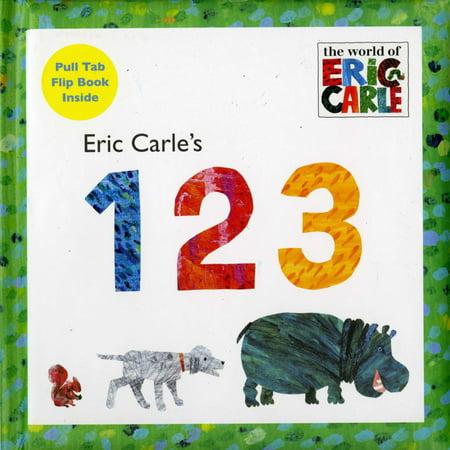 - Eric Carle's 123