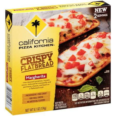 California Pizza Kitchen Crispy Flatbread