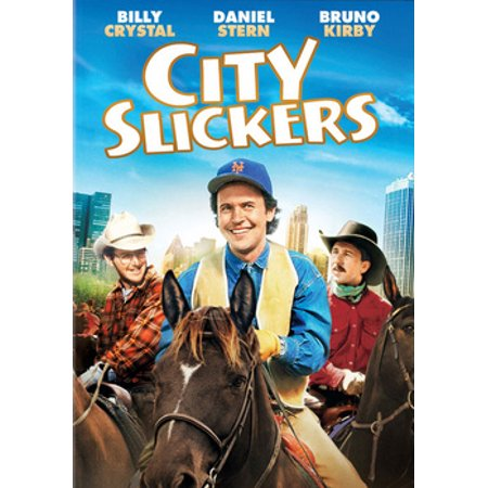 City Slickers (DVD) (Mapsource Europe City Navigator Dvd)