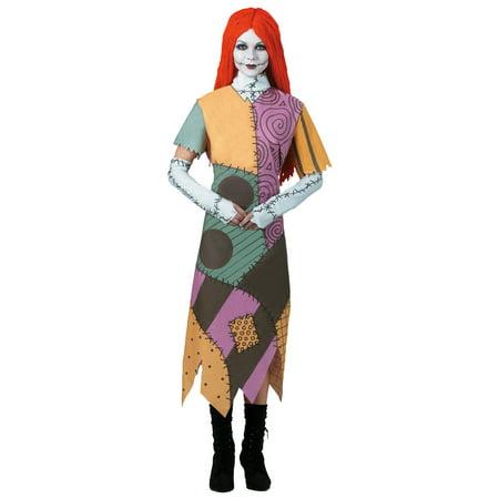 Teen Sally Costume (Sally Adult Costume)