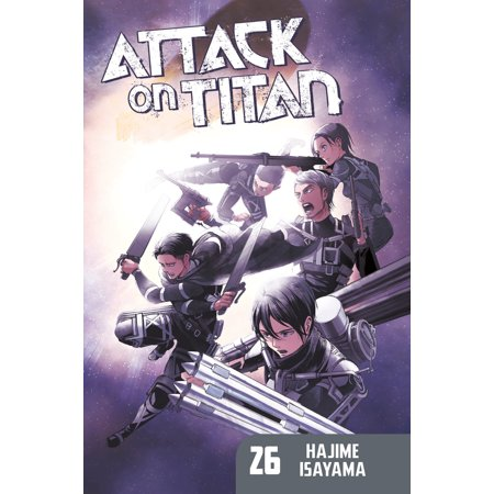 Attack on Titan 26 - Cosplay Attack On Titan