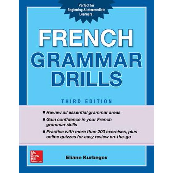 Amazon. Com: french grammar and usage, 3rd edition (english and.