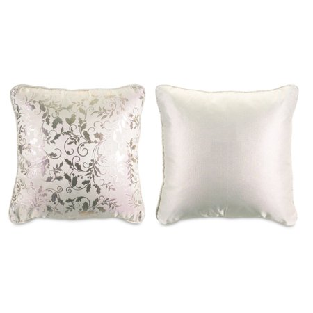 Ivory Holly - Melrose Decorative Holly Pillows - Set of 2