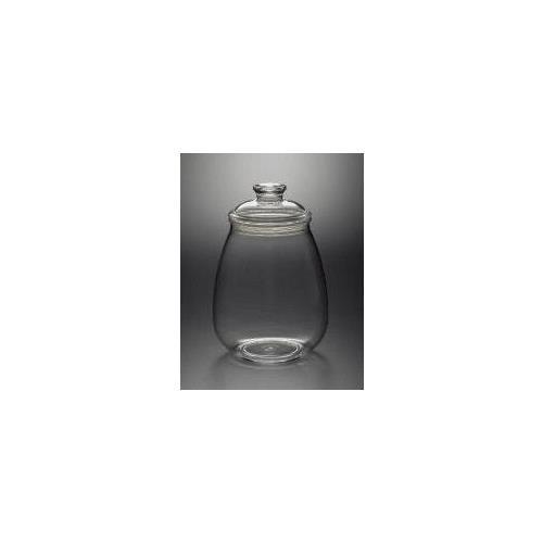 Click here to buy Cookie Jar Eggplant Shape (Acrylic).
