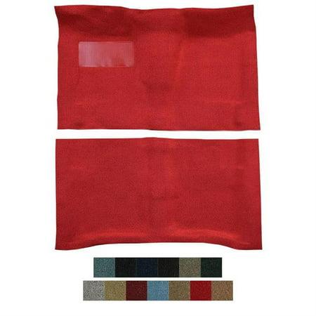 - ACC 1964-1967 Chevy Chevelle 2 Door Loop Carpet Kit, Dark Green