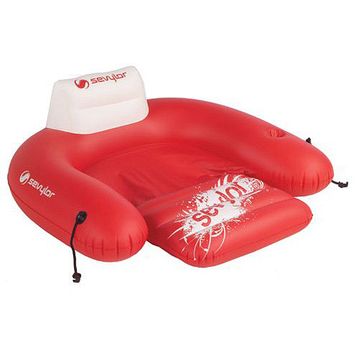 Sevylor Inflatable 1-Person Pool Floating Chair
