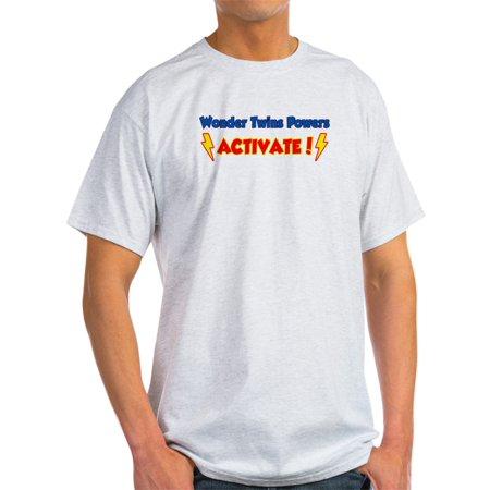 Wonder Twins Powers Activate! - Light T-Shirt