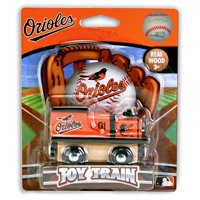 MasterPieces MLB Baltimore Orioles Sports Toy Train