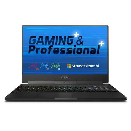 Gigabyte AERO Gaming Laptop 15.6