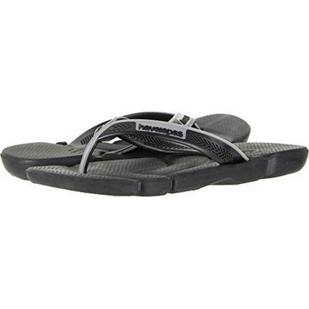 Power Three-Tone Flip Flops Born Mens Sandals