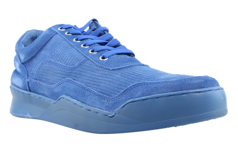 GBX Mens Blue Fashion Sneakers Casual Shoes Size 11 New by GBX