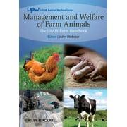 UFAW Animal Welfare: Management and Welfare of Farm Animals: The Ufaw Farm Handbook (Paperback)