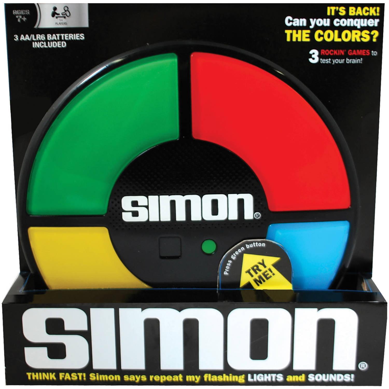 Hasbro Simon Electronic Memory Game