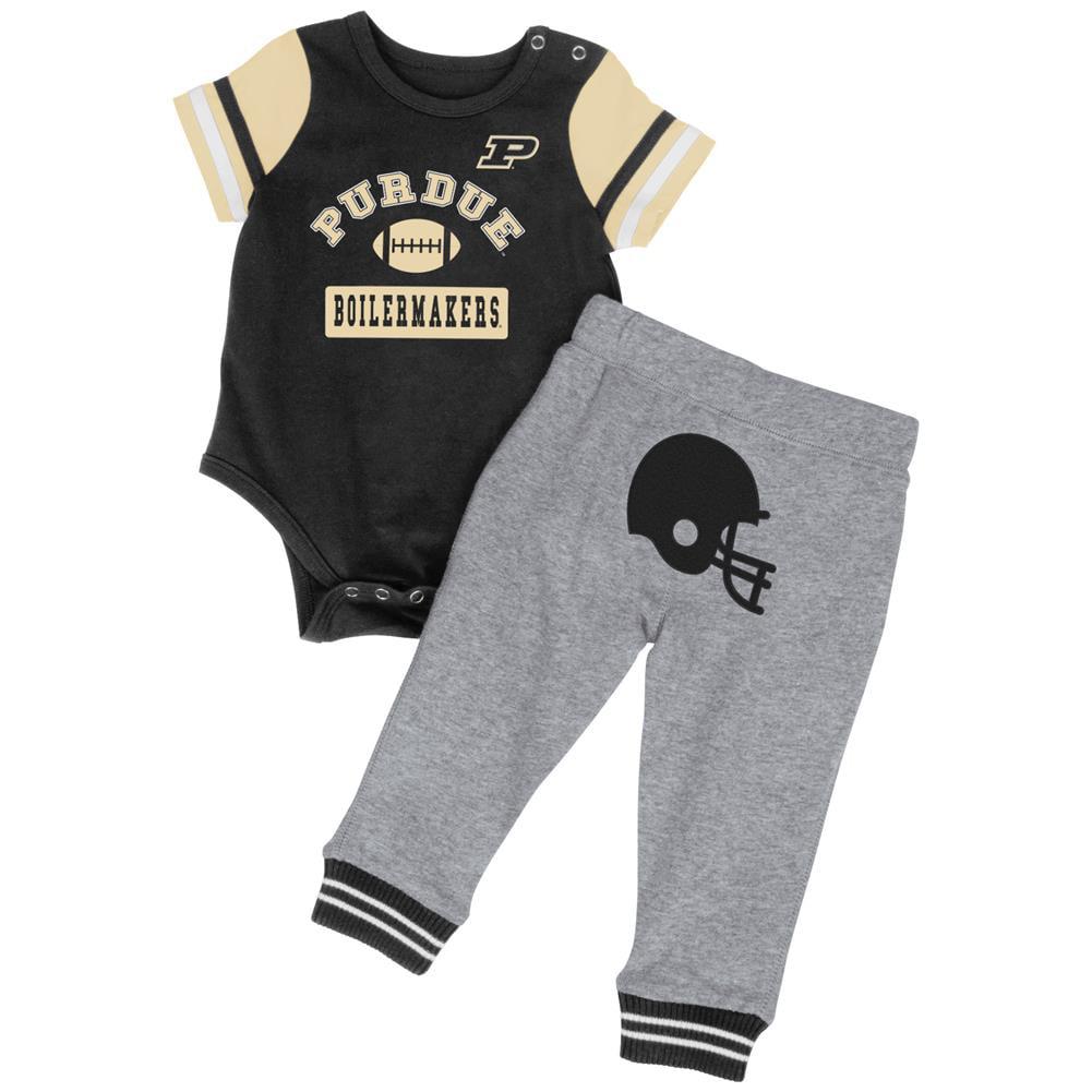 Baby Boys' MVP Purdue University Bodysuit and Pant Set