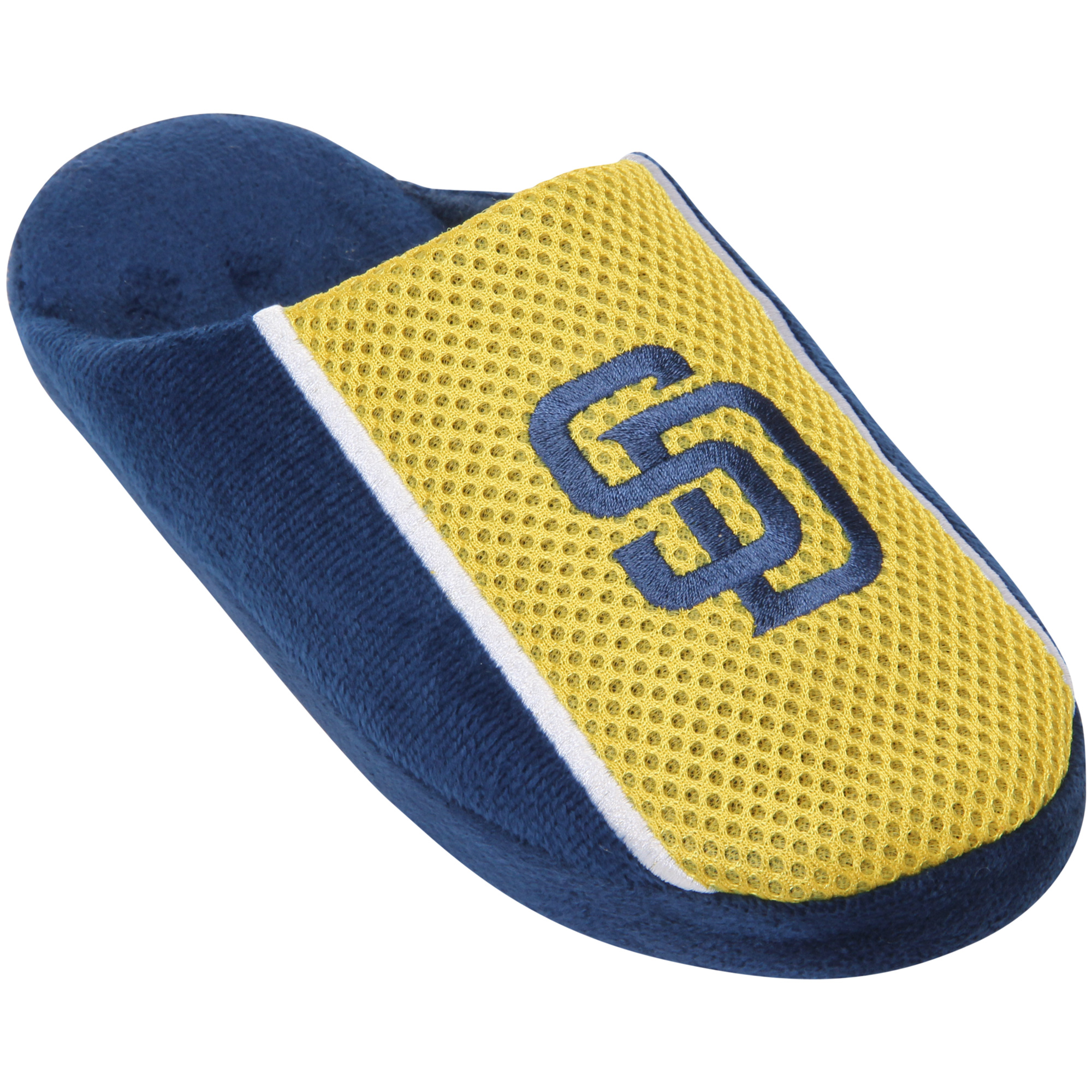San Diego Padres Youth Jersey Slippers