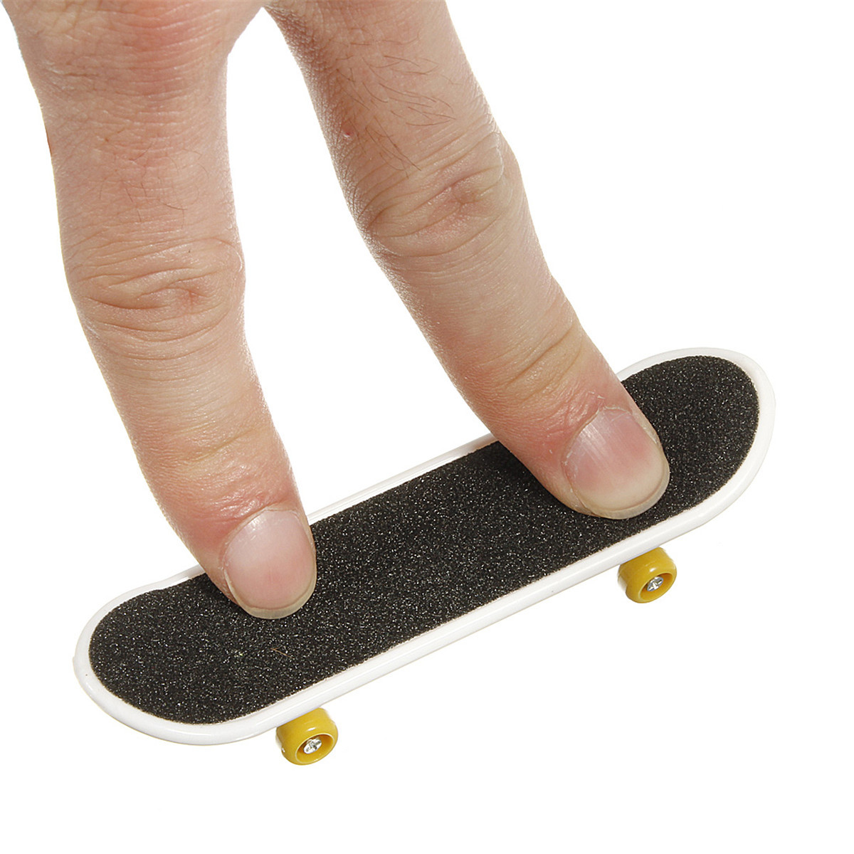 MMI-LX LYRONG 20-piece Mini Fingerboard Finger Skateboard Toy 1//12 Miniature Skateboard Toy Fingerboard Novelty Toy Doll House Decoration