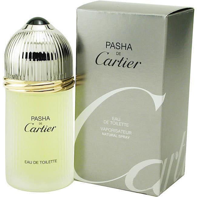 Best Cartier Pasha De Cartier Eau de Toilette Spray For Men 1.6 Oz deal