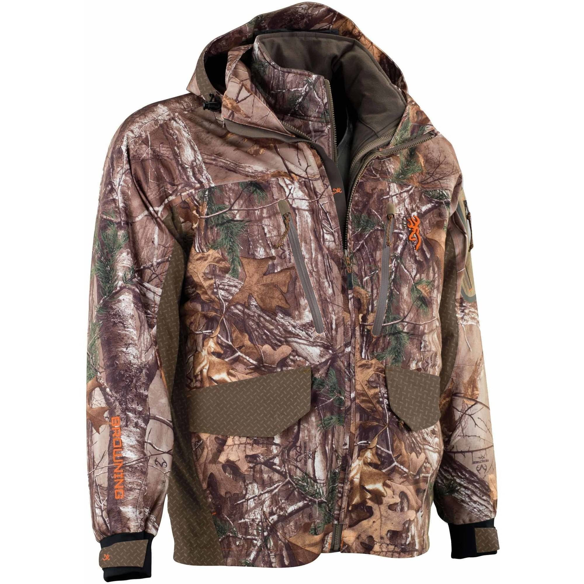 Browning Hell's Canyon 4-in-1 Primaloft Parka (3X)- RTX