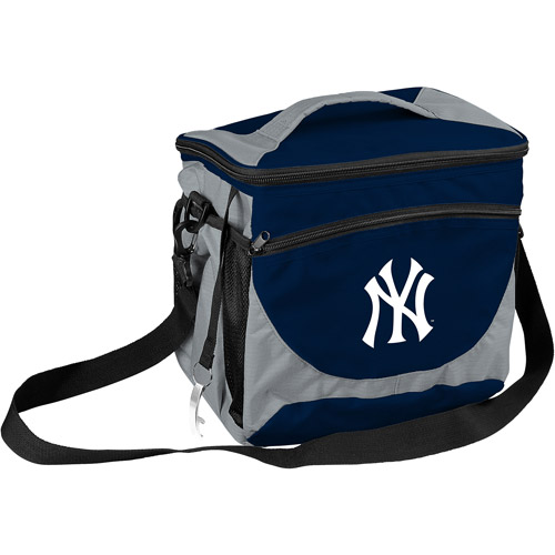 NY Yankees 24-Can Cooler