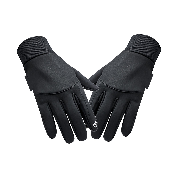 Winter Outdoor Mountain Bike Motorcycle Cycling Non-slip Wear Full Finger Gloves