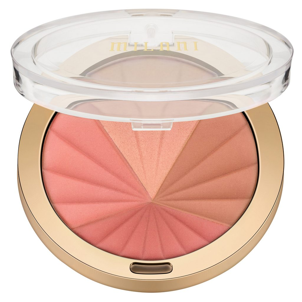 MILANI Color Harmony Blush Palette. 01 Pink Play, 0.30 oz