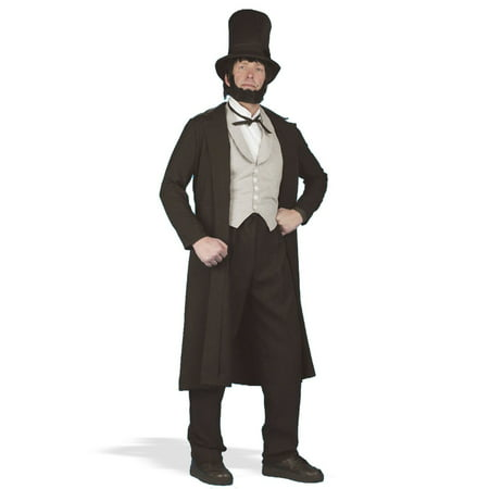Abraham Lincoln Adult Halloween Costume
