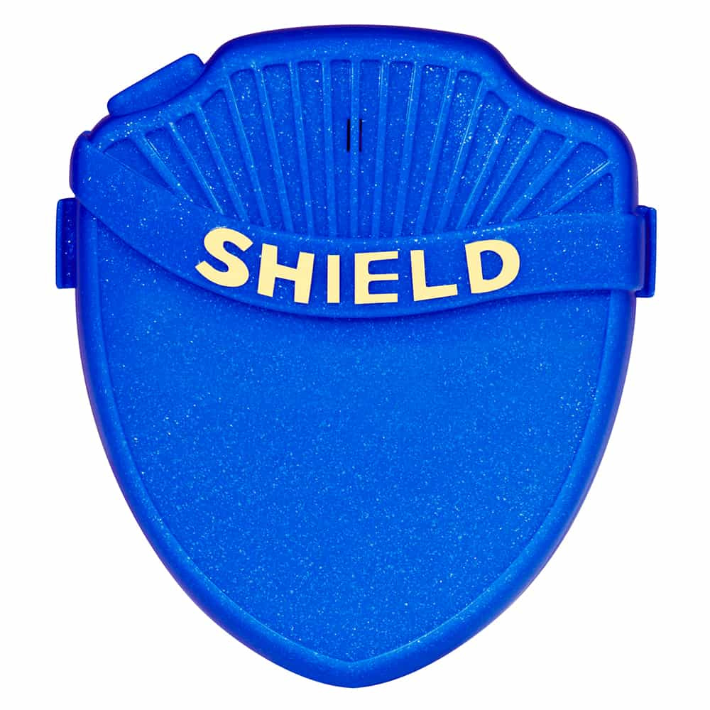 Shield Prime Bedwetting Alarm with Loud Tone, Light and Vibration for Deep Sleeper Boys and Girls to Stop Nighttime Bedwetting