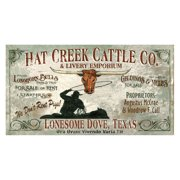 Lonesome Dove Wall Art